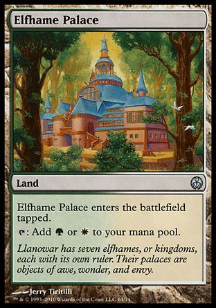 Elfhame Palace, Phyrexia vs The Coalition