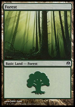 Forest, Phyrexia vs The Coalition