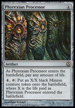 Phyrexian Processor, Phyrexia vs The Coalition