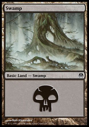 Swamp, Phyrexia vs The Coalition