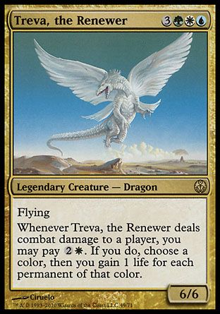 Treva, the Renewer, Phyrexia vs The Coalition