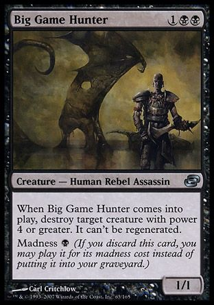 Big Game Hunter, Planar Chaos
