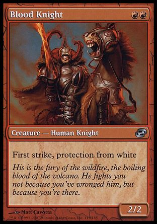 Blood Knight, Planar Chaos