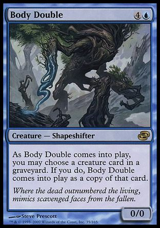 Body Double, Planar Chaos
