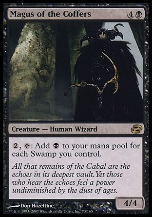 Magus of the Coffers, Planar Chaos