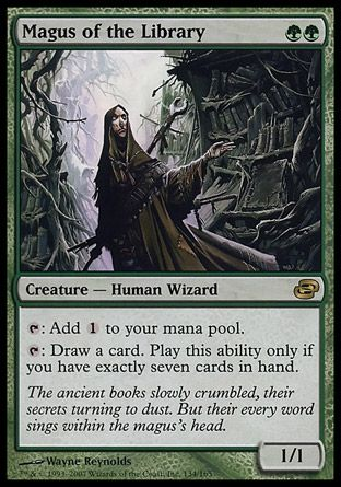 Magus of the Library, Planar Chaos