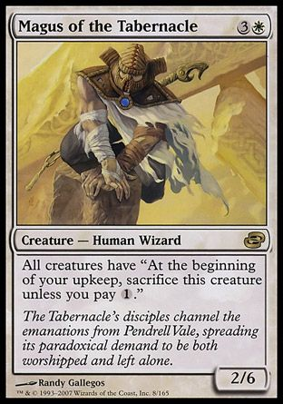 Magus of the Tabernacle, Planar Chaos