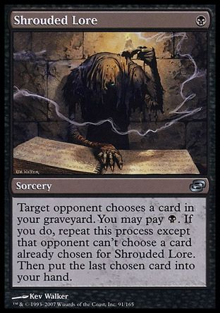 Shrouded Lore, Planar Chaos