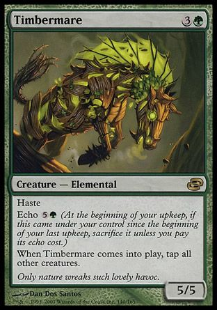 Timbermare, Planar Chaos