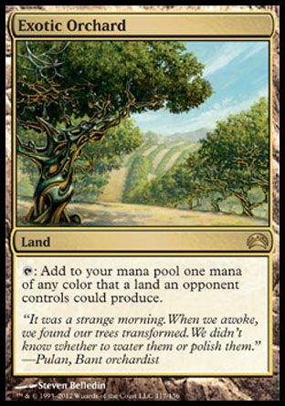 Exotic Orchard, Planechase 2012