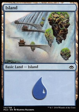 Island, Planechase Anthology