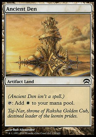 Ancient Den, Planechase