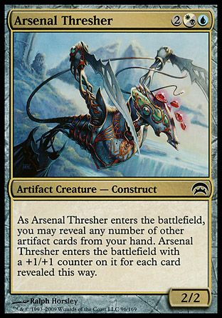 Arsenal Thresher, Planechase