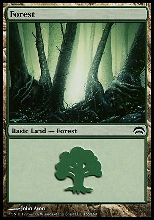 Forest, Planechase