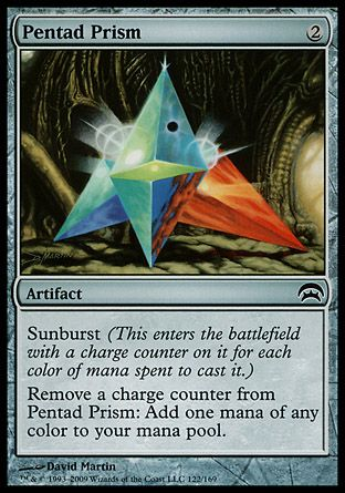Pentad Prism, Planechase