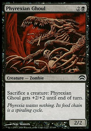 Phyrexian Ghoul, Planechase