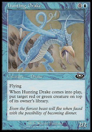 Hunting Drake, Planeshift