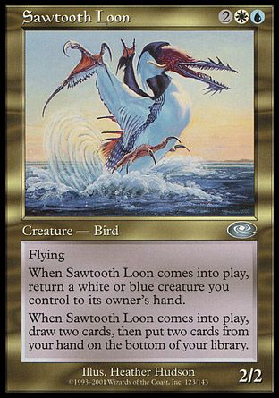 Sawtooth Loon, Planeshift