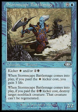 Stormscape Battlemage, Planeshift
