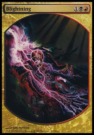 Blightning, Player Rewards