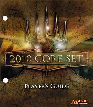 Magic 2010 Player's Guide, Players Guides