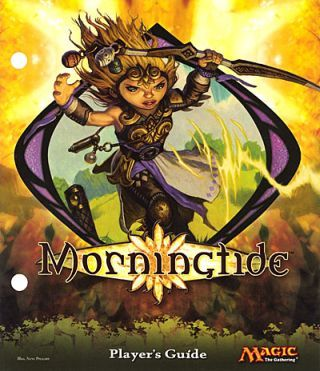Morningtide Player's Guide, Players Guides