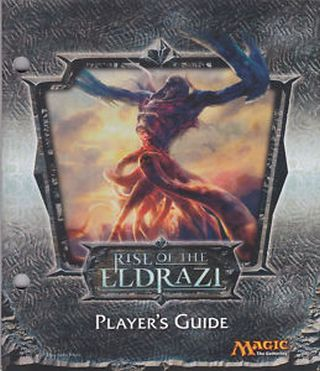 Rise of the Eldrazi Player's Guide, Players Guides