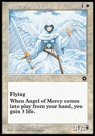 Angel of Mercy, Portal Second Age