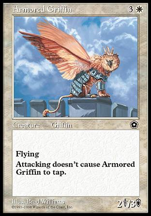 Armored Griffin, Portal Second Age