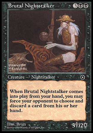 Brutal Nightstalker, Portal Second Age