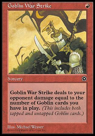 Goblin War Strike, Portal Second Age