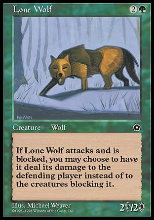 Lone Wolf, Portal Second Age