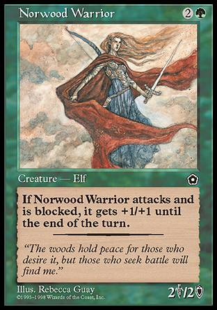 Norwood Warrior, Portal Second Age