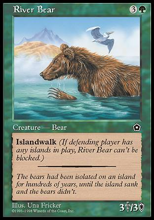 River Bear, Portal Second Age