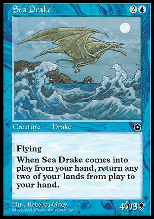 Sea Drake, Portal Second Age