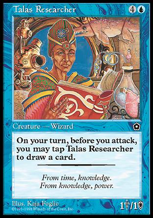 Talas Researcher, Portal Second Age