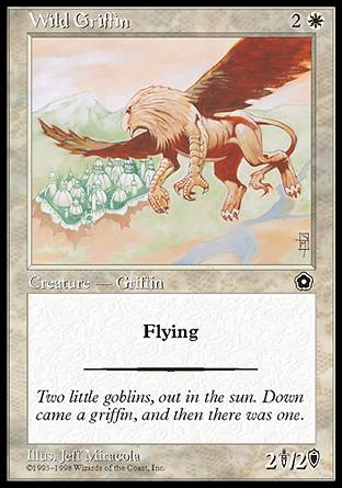 Wild Griffin, Portal Second Age