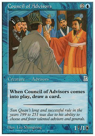 Council of Advisors, Portal Three Kingdoms