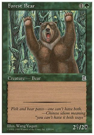 Forest Bear, Portal Three Kingdoms
