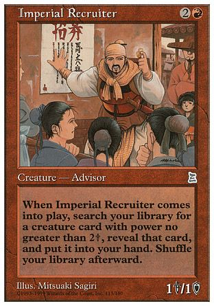 Imperial Recruiter, Portal Three Kingdoms