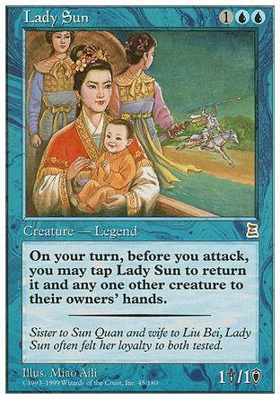 Lady Sun, Portal Three Kingdoms