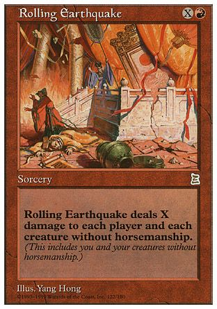 Rolling Earthquake, Portal Three Kingdoms