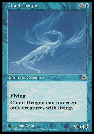 Cloud Dragon, Portal