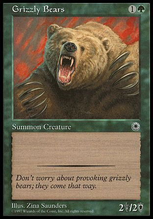 Grizzly Bears, Portal
