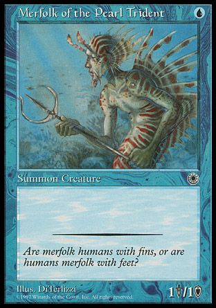 Merfolk of the Pearl Trident, Portal