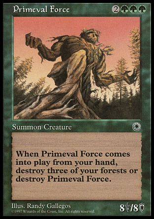 Primeval Force, Portal