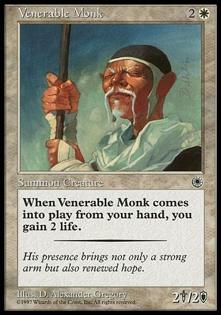 Venerable Monk, Portal