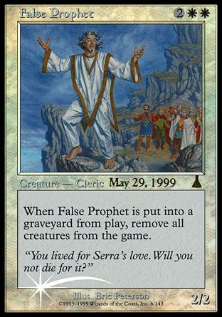 False Prophet, Prerelease Events