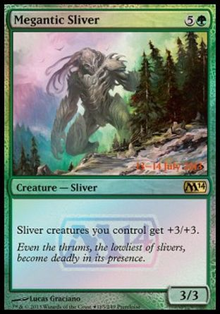 Megantic Sliver, Prerelease Events