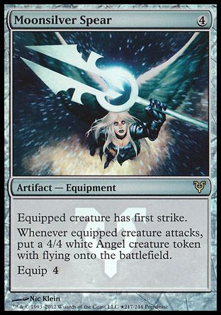 Moonsilver Spear, Prerelease Events